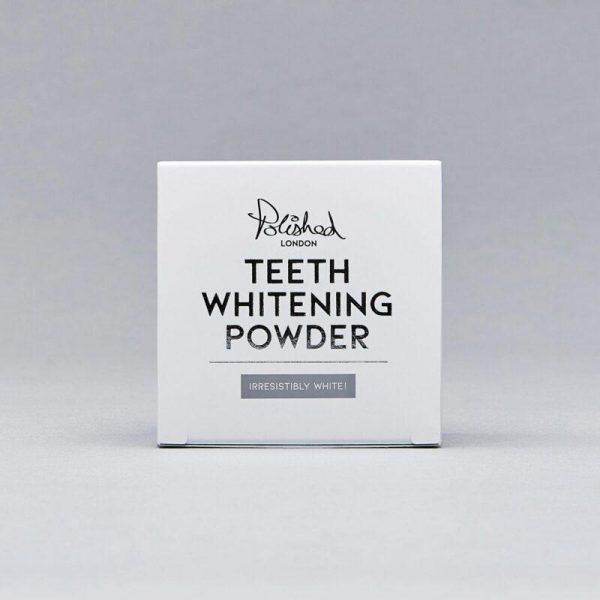 teeth whitening powder polished london